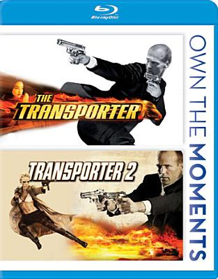 TRANSPORTER/TRANSPORTER 2 BY STATHAM,JASON (Blu-Ray)